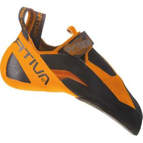 La Sportiva Python - Chaussures d'escalade Homme - orange/noir